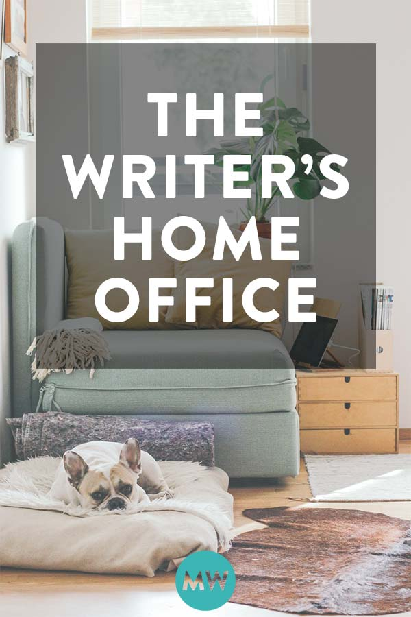 Do writers really need an office?