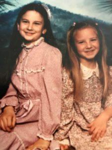 Homeschool attire in the '80s