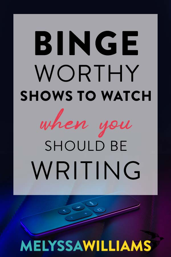 Great TV Shows for Writers