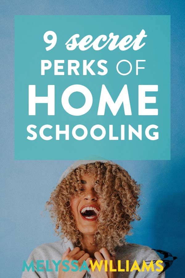 Advantages of home schooling