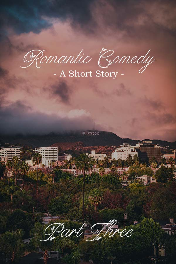 "Part 3 of ""Romantic Comedy"" by Melyssa Williams"