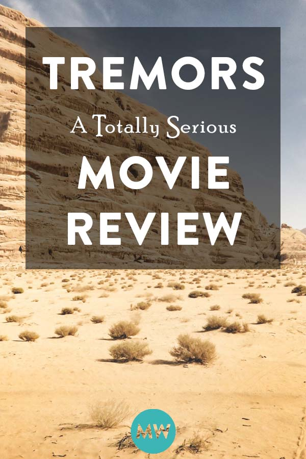 Tremors Movie Review