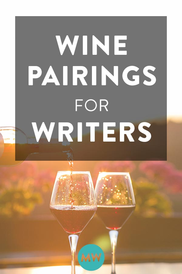 Wine to go with every season in a writer's career