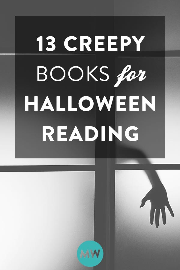 Thrillers to read at Halloween