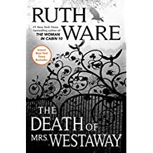 The Death of Mrs Westaway - Spooky Reading List for October