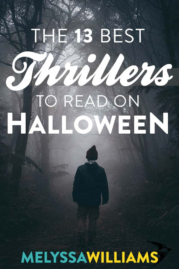 13 Thrillers to Read on Halloween