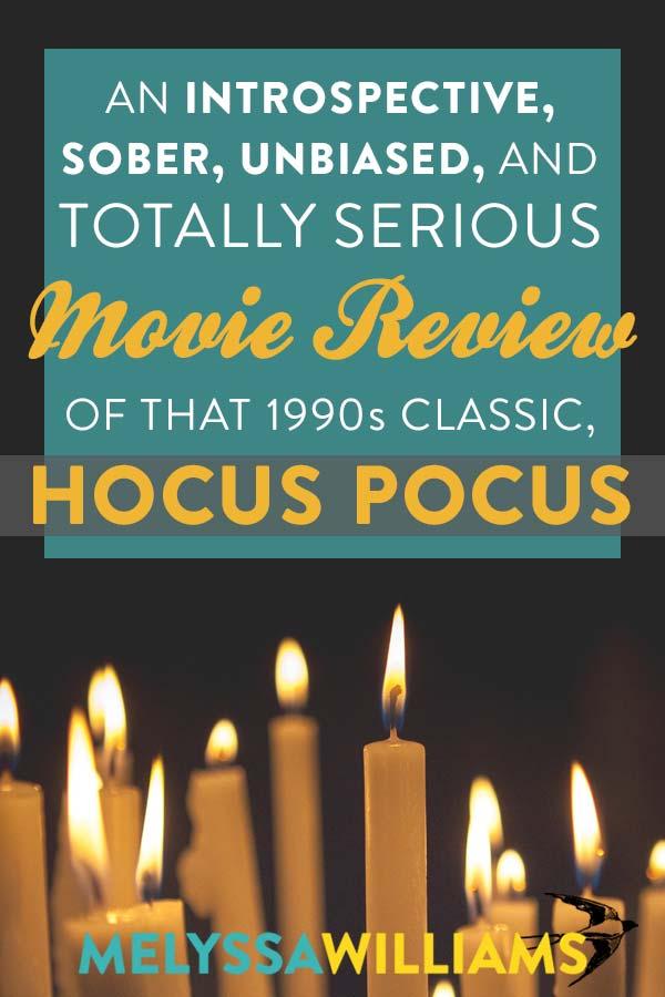Hocus Pocus Movie Review