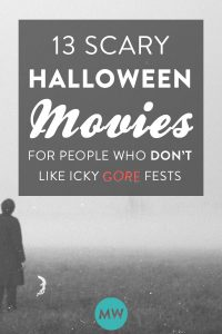 13 Scary Halloween Movies for People Who Don't Like Icky Gore Fests