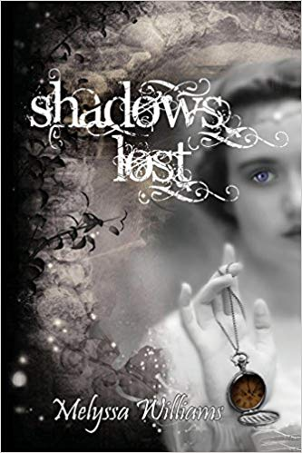 Shadows Lost - Final Book Cover