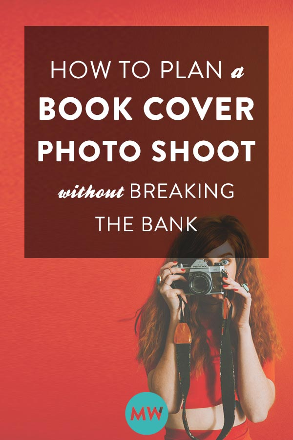 How to pull off a great book cover photo session