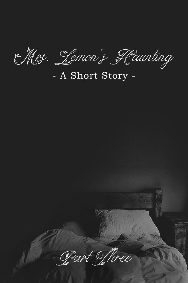 A Ghost Story - Mrs Lemon's Haunting, Part Three