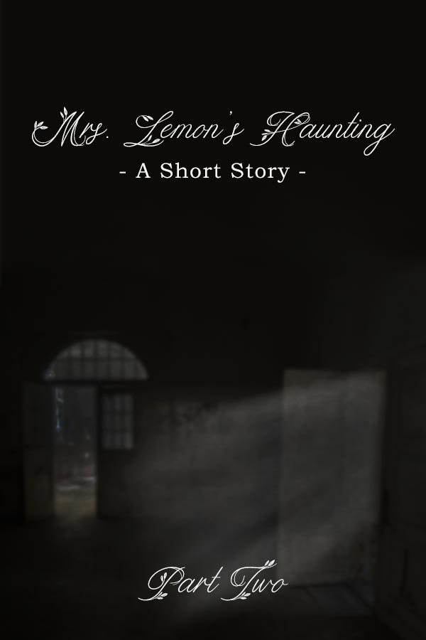 A Halloween Ghost Story