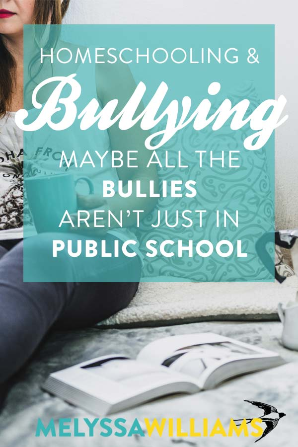 Maybe all the bullies aren't just in public school