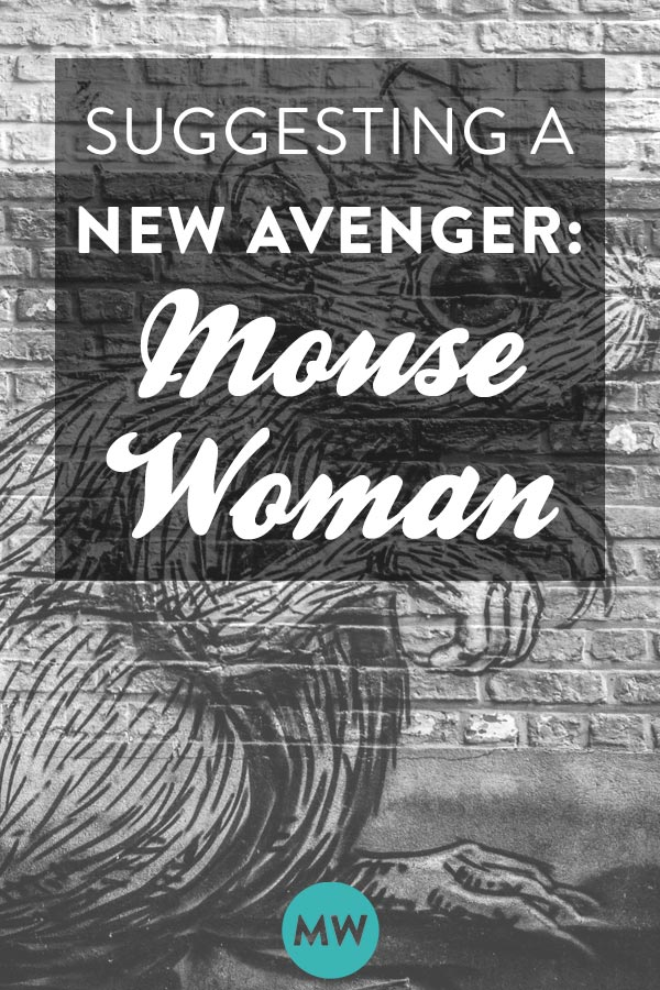A new Avenger? Possibly!!