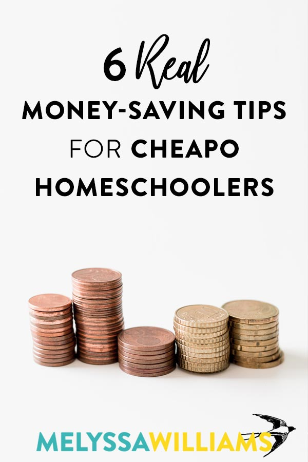 Budgeting advice for home schooling