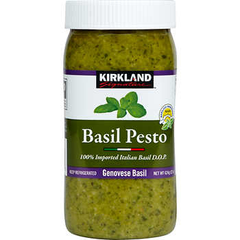 GET PESTO AT COSTCO!