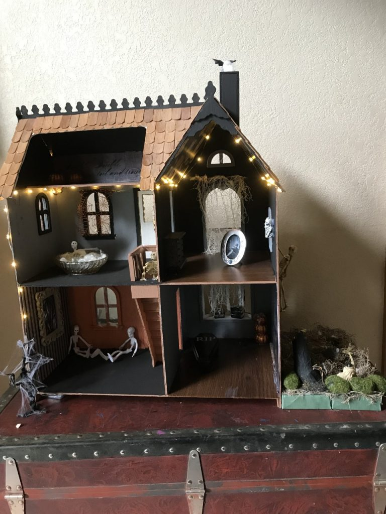 Haunted Doll House (Interior)