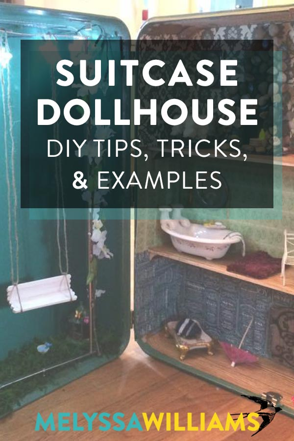 Dollhouse Suitcase Examples