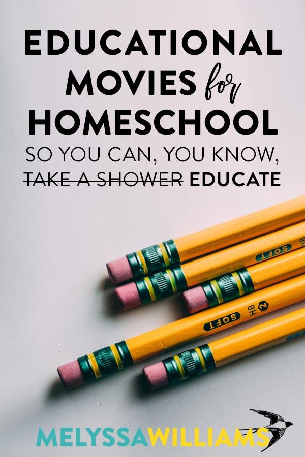 Educational Movies for Homeschool