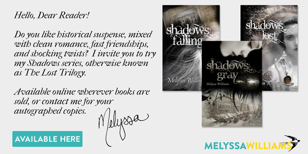 Books by Melyssa Williams