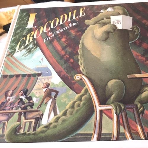 I, Crocodile - Children's Picture Book