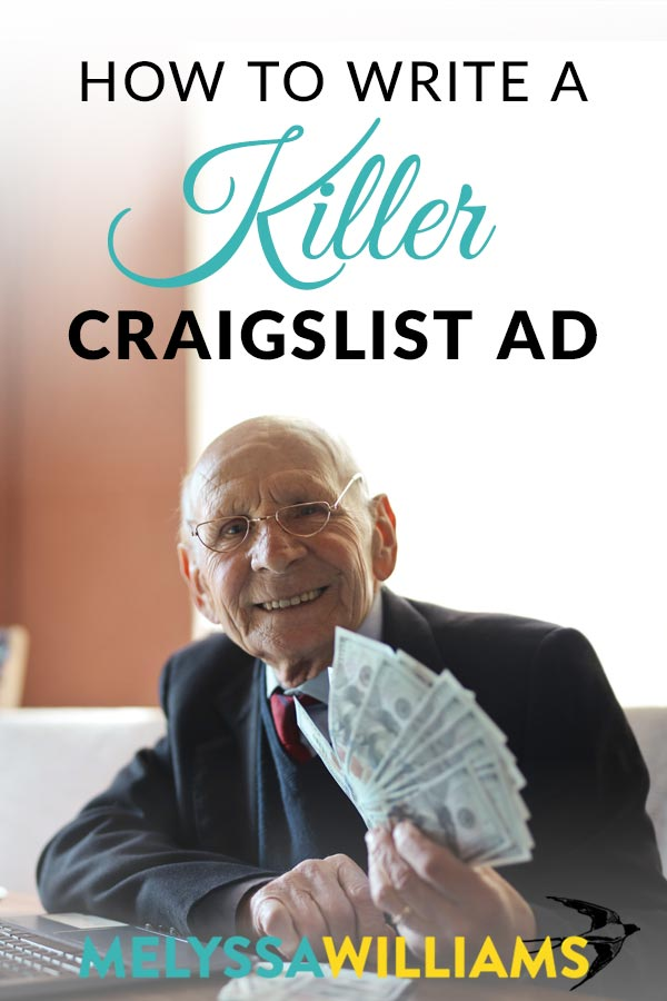 How to Write a Good Craigslist Ad