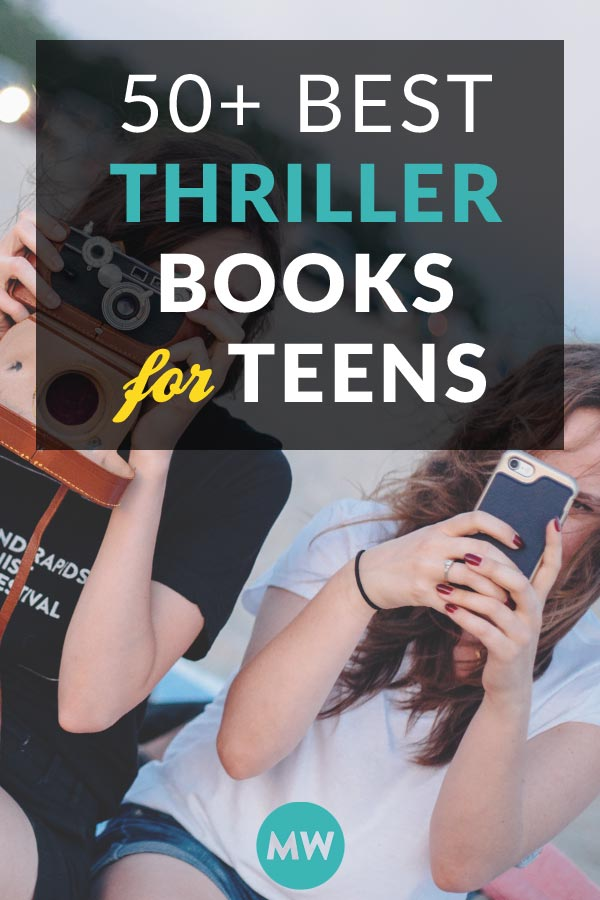 Best YA Thriller Books for Teens