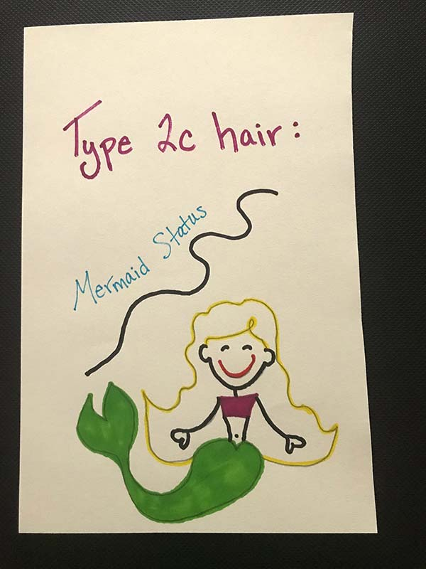 Curly Hair Types Explained: Type 2C Hair