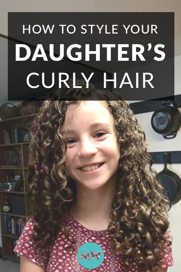 Curly Hair Care and Styling