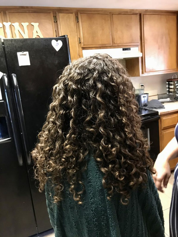Curly Hair Style Guide (for those who don't have curly hair)