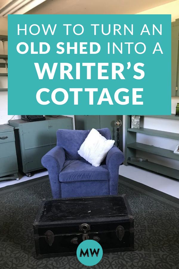 How to Make a Writer's Den